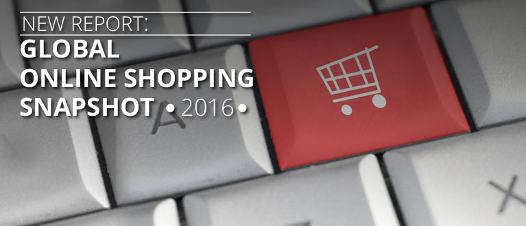 Global Online Shopping Snapshot 2016