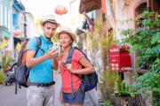 online travel market in asia