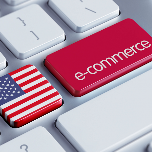 ecommerce sales forecast in the usa