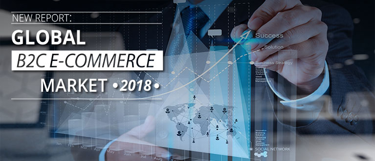 Global B2C E-commerce market 2018
